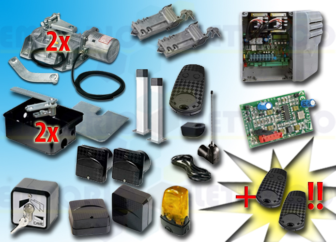 came kit automation 001frog-a24e frog-a24e 24v type 3