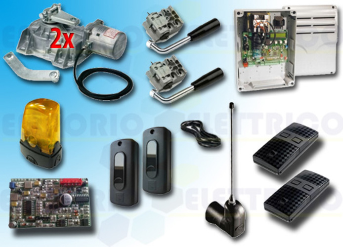 came automation kit frog-ae 230v encoder 001u1923 u1923