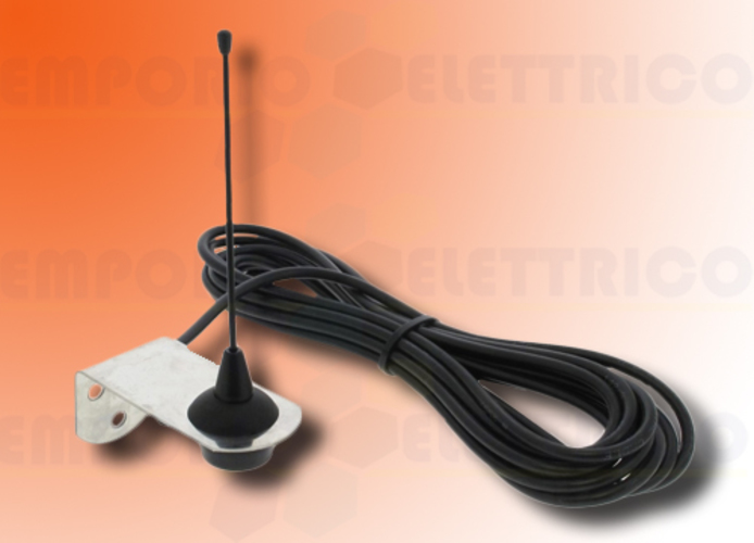 faac antenna for rp/xf/xr2/xr4 receiver with 5mt cable 433 mhz 412003