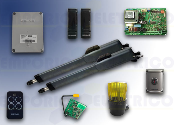 genius Automation Kit mistral 433 MHz 230v 51700781