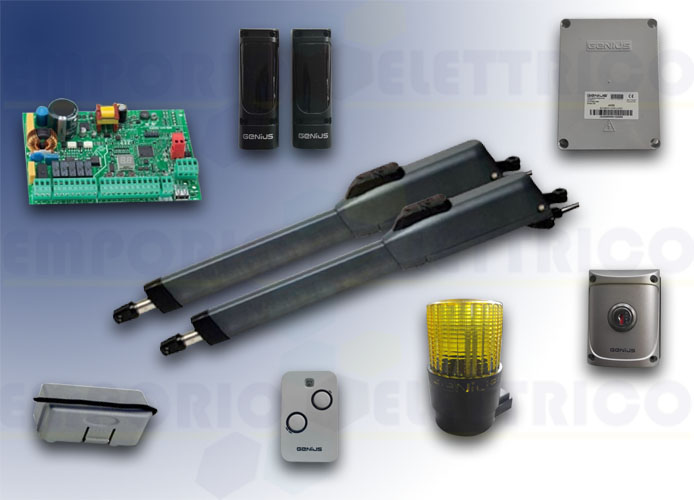 genius Automation Kit  mistral 868 MHz 230v 51700931