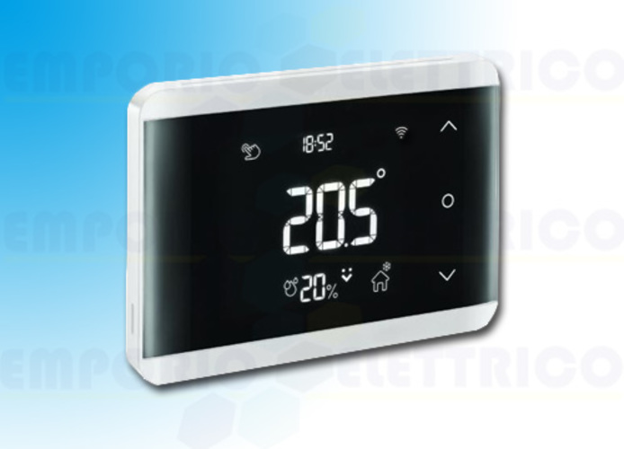 came Uhrenthermostat in weiß Unterputzmontage th/700 wh wifi 845aa-0100