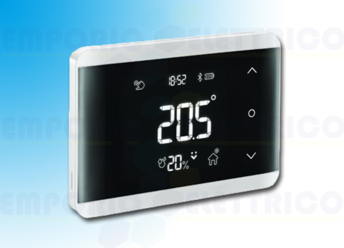 came bluetooth Uhrenthermostat Unterputzmontage in weiß th/700 wh bt 845aa-0080