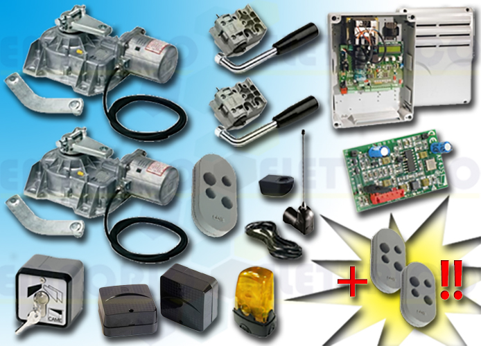 came kit automation 001frog-a frog-a 230v type 1A