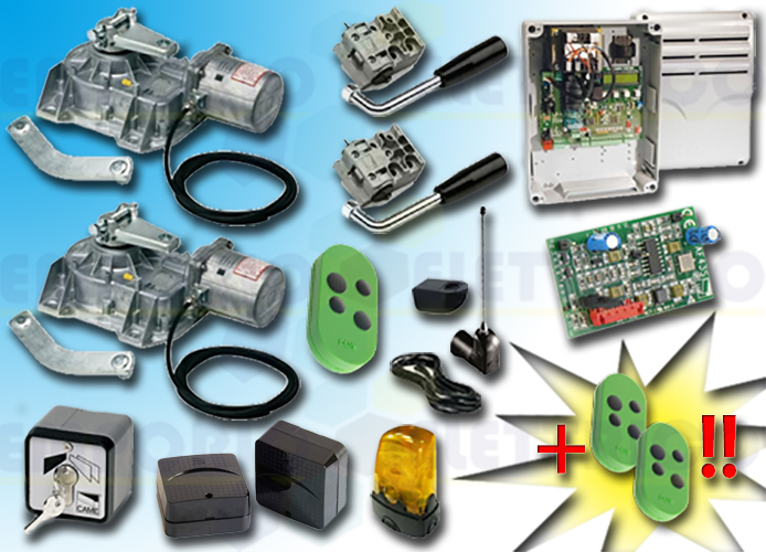came kit automation 001frog-a frog-a 230v type 1E