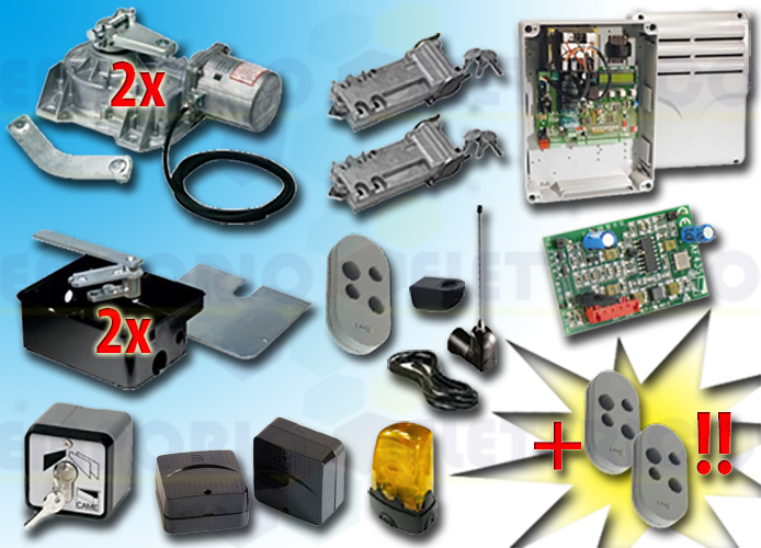 came kit automation 001frog-a frog-a 230v art 2A