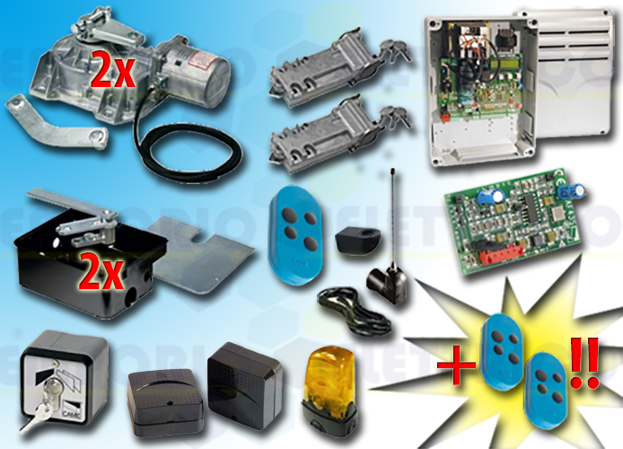 came kit automation 001frog-a frog-a 230v type 2B