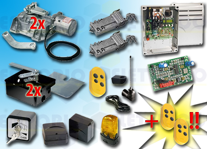 came kit automation 001frog-a frog-a 230v type 2D