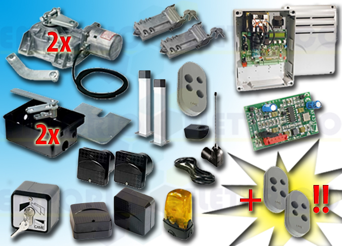 came kit automation 001frog-a frog-a 230v type 3A