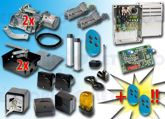 came kit automation 001frog-a frog-a 230v type 3B