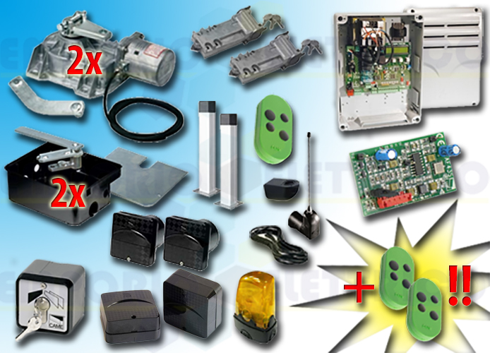 came kit automation 001frog-a frog-a 230v type 3E