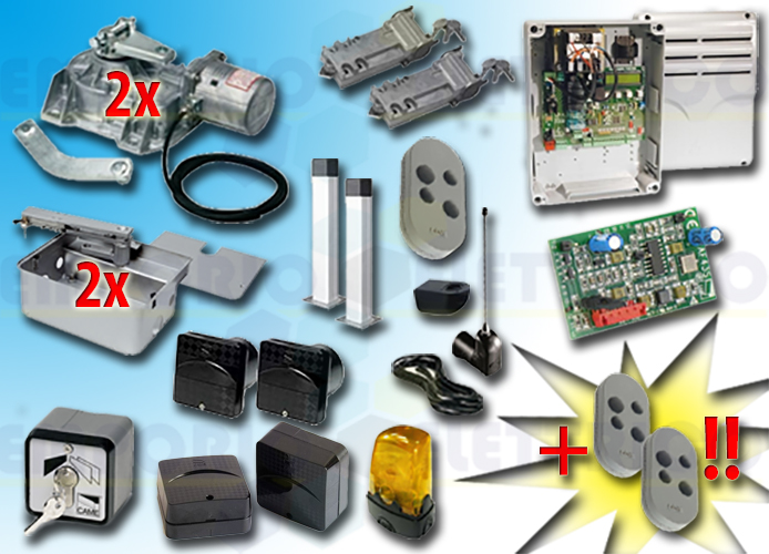 came kit automation 001frog-a frog-a 230v type 4A