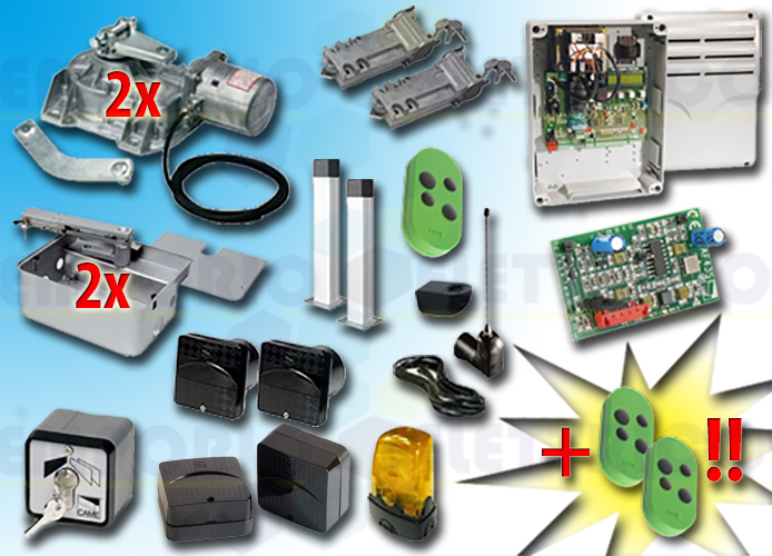 came kit automation 001frog-a frog-a 230v type 4E