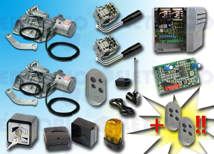 came kit automation 001frog-a24e frog-a24e 24v type 1A