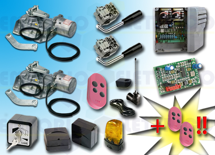 came kit automation 001frog-a24e frog-a24e 24v type 1F