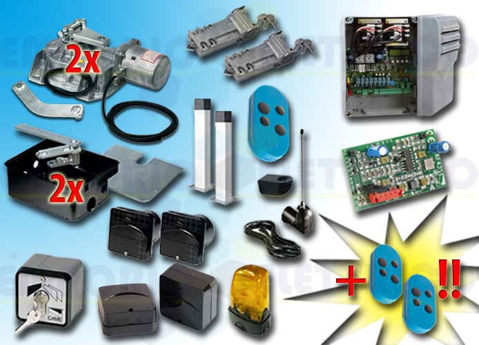came kit automation 001frog-a24e frog-a24e 24v type 3B