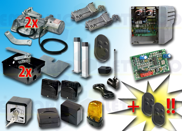 came kit automation 001frog-a24e frog-a24e 24v type 3C