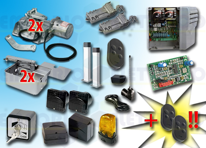 came kit automation 001frog-a24e frog-a24e 24v type 4C