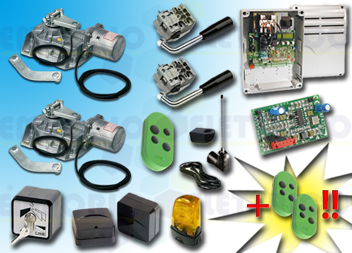 came kit automation 001frog-ae frog-ae 230v type 1E