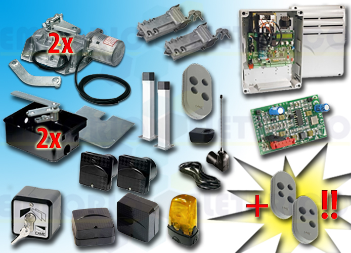 came kit automation 001frog-ae frog-ae 230v type 3A