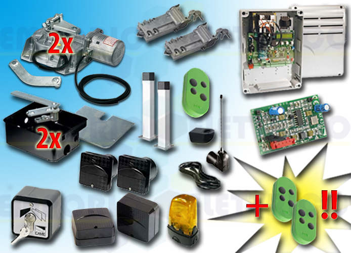 came kit automation 001frog-ae frog-ae 230v type 3E
