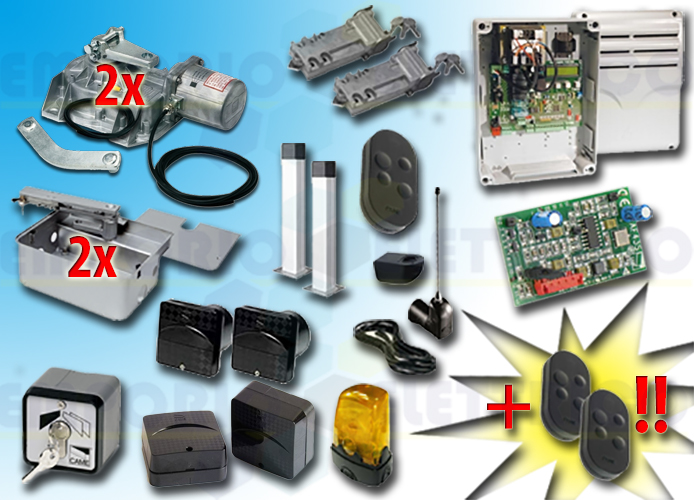 came kit automation 001frog-ae frog-ae 230v type 4C